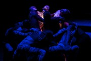 Joyfulness mixes with solitude, fear and insecurity: KDV Dance Ensemble in Las Casas Invisibles