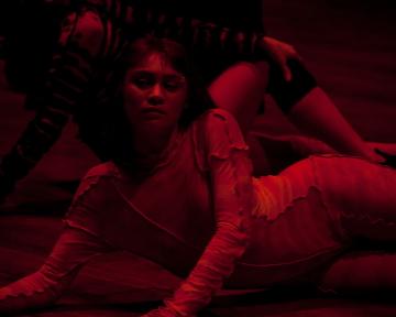 KDV Dance Ensemble in Las Casas InvisiblesPhoto Natalie Dodd,