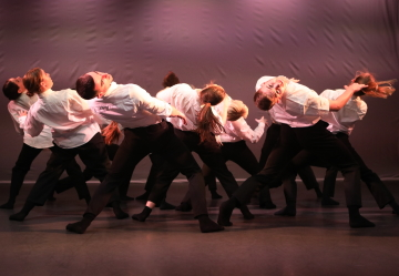 An extract from the new work by Arielle SmithPhoto Rambert School/James Keates