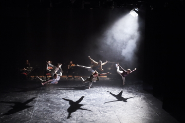 2Faced Dance in 7.0 by Tamsin Fitzgerald. Photo Benjamin Statham