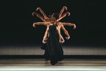 Ballet Vlaanderen in Kaash by Akram Khan Photo Filip Van Roe