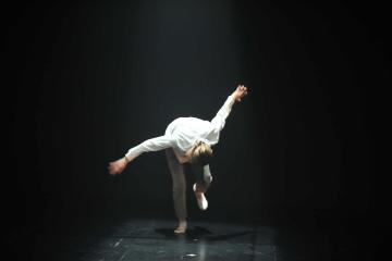 Peng Yi-zhen in Dear Frustration II by Chien Ying-hsuanPhoto Lin Shou-cheng