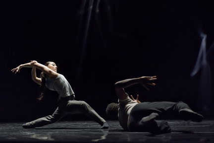 The word becomes physical in Crystal Pite and Jonathon Young's must-see Revisor