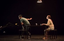 As theatre is put on hold in the UK, dance makes a rare live appearance in Taipei: Wei Tzu-ling and Albert Garcia with How we go