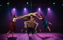Moments in life captured in Lin Yi-chieh's The Urge to Soar at Sun-Shier Dance Theatre's 2020 CoDance Festival in Taipei