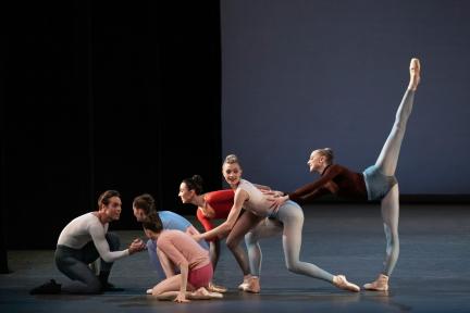 New York City Ballet Digital Season gets off to a flyer with Allegro Brillante and Rotunda