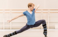 Men at the Barre – Inside the Royal Ballet