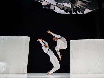 Ballet Hispanico in CARMEN.maquiaPhoto courtesy Lincoln Center