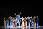 A dance of intense spirituality: Béjart Ballet Lausanne in 空Ku by Yuka Oishi