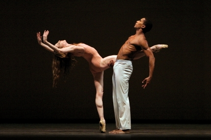 New York City Ballet Digital Spring Season: Apollo, Ballo della Regina, After the Rain pas de deux