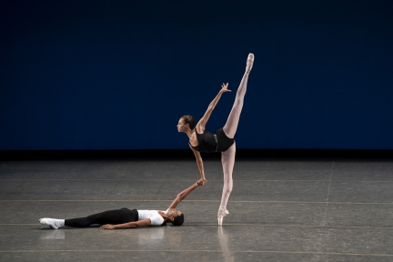 NYCB, ABT, SAB, Ailey and Ballet Hispanico in Lincoln Center at Home Dance Week