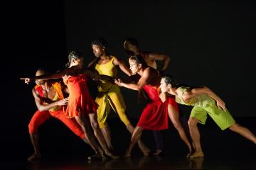 Dance Theatre of Harlem in Balamouk by Annabelle Lopez OchoaPhoto Paula Lobo