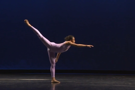 2020 U.S. Presidential Scholar in the Arts Nouhoum Koita in his senior solo