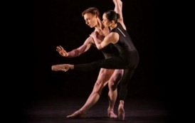Sleek and perfectly fashioned: Birmingham Royal Ballet in Stems by Kit Holder