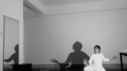 Aditi Mangaldas in Amorphous...The Zero MomentScreenshot from film