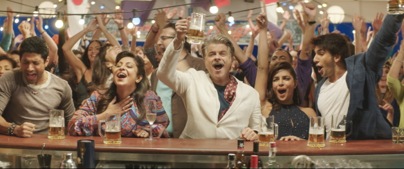 A moment from Dil Dhadakne Do