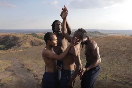 Battery Dance Festival: From Africa
