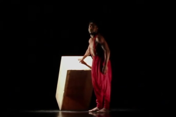 Everlast, created and performed by Eugene MashianaScreenshot from film - Copy