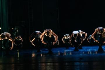 Scottish Ballet in Catalyst by Nicholas ShoesmithPhoto Mihaela Bodlovic