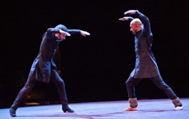 Akram Khan Company marks 20 years with The Silent Burn Project