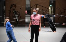 Rambert to present Draw From Within by Wim Vandekeybus