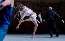 Playing with our fears: Rambert in Draw from Within by Wim Vandekeybus