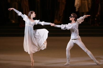 The Bolshoi's fine Romeo and Juliet comes to the big screen