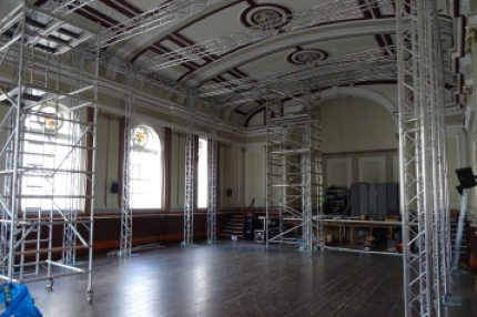 A new creative home in the heart of Leamington Spa for Motionhouse