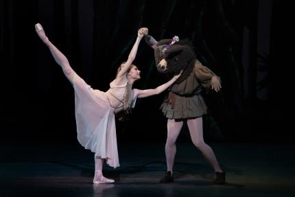 New York City Ballet Digital Fall Season programme 6: Family-Friendly Short Stories