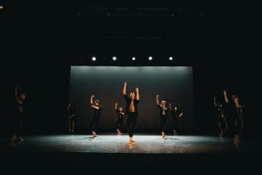 Northern Ballet dancers in Men DancesPhoto Riku Ito