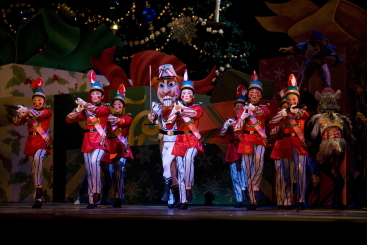 San Francisco Ballet School students in Helgi Tomasson's NutcrackerPhoto Erik Tomasson