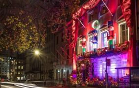 Annabel's Nutcracker decorations bring festive cheer