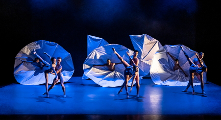 Birmingham Royal Ballet in Lazuli Sky by Will TuckettPhoto Johan Persson