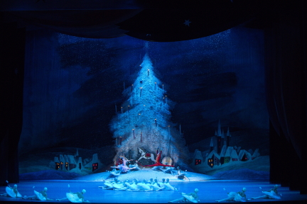 A big screen Christmas treat: Bolshoi Ballet's Nutcracker