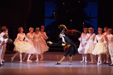 Bolshoi Ballet in The NutcrackerPhoto Damir Yusupov