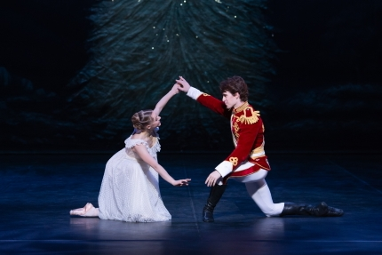 English National Ballet in Nutcracker Delights
