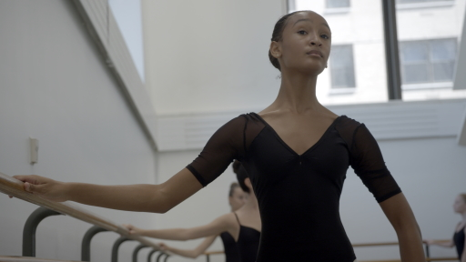 Fulfilling a dream: Disney's On Pointe goes behind the scenes at the School of American Ballet