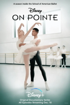 On Pointe, poster