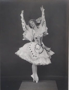 Adeline Genée in A Dream of Butterflies and RosesPhoto Hugh Cecil