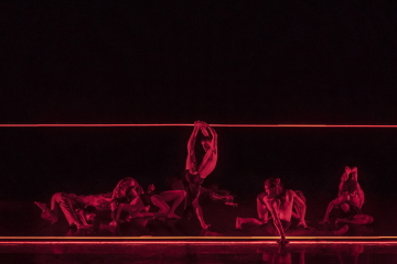 Rambert in Rouge by Marion MotinPhoto Johan Persson