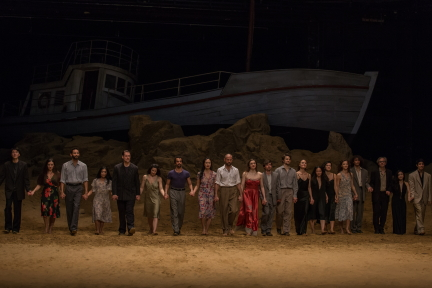 Tanztheater Wuppertal re-stages Pina Bausch's The Piece with the Ship