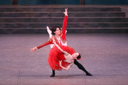 Exuberance and fine dancing in The Tokyo Ballet's Don Quixote
