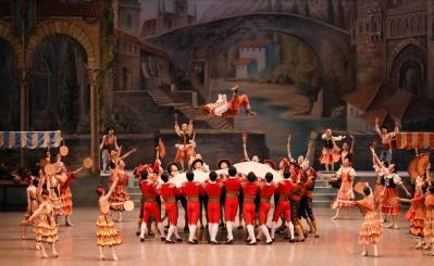 Tokyo Ballet in Ivan Vasiliev's production of Don QuixotePhoto Kiyonori Hasegawa