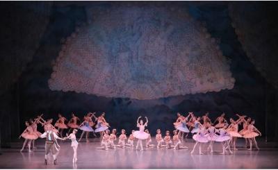 The Tokyo Ballet in Don QuixotePhoto Kiyonori Hasegawa
