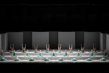 The Tokyo Ballet in Maurice Béjart's MPhoto Kiyonori Hasegawa