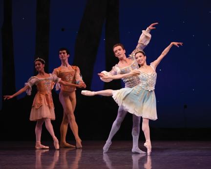 A dream of A Midsummer Night's Dream from San Francisco Ballet