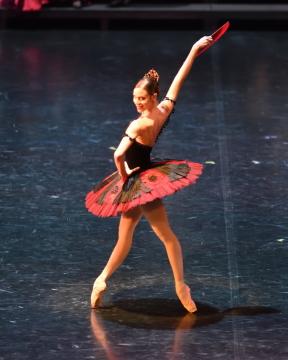 Elisa Badenes as Kitri in Don QuixotePhoto Stuttgart Ballet