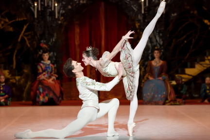 Stuttgart Ballet in Marcia Haydée's The Sleeping Beauty