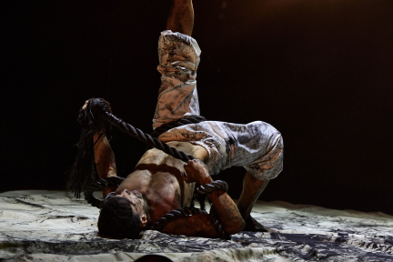 Exploring body and mind: Tai Gu Tales Dance Theatre in Heart Scenery