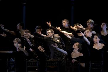 Vakhtangov Theatre's Anna Karenina by Anželika CholinaPhoto Dmitry Dubinsky